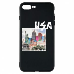 Phone case for iPhone 8 Plus USA
