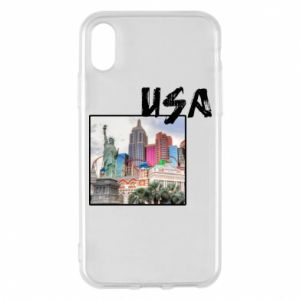 Phone case for iPhone X/Xs USA