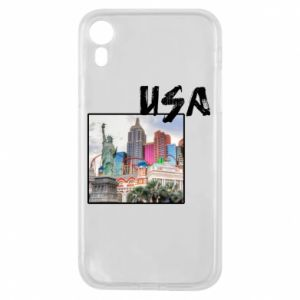 Phone case for iPhone XR USA