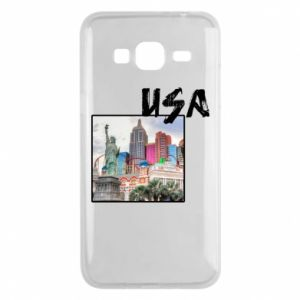 Phone case for Samsung J3 2016 USA