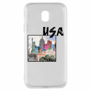 Phone case for Samsung J3 2017 USA