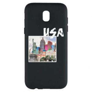 Phone case for Samsung J5 2017 USA