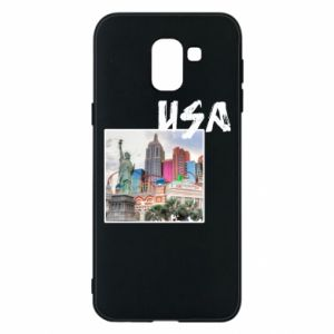 Phone case for Samsung J6 USA