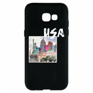 Phone case for Samsung A5 2017 USA