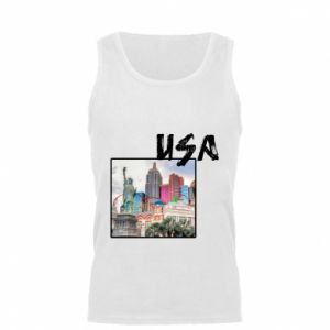 Men's t-shirt USA