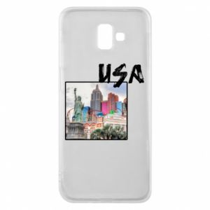 Phone case for Samsung J6 Plus 2018 USA