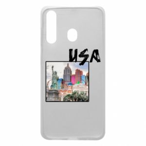 Phone case for Samsung A60 USA