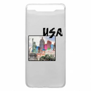 Phone case for Samsung A80 USA