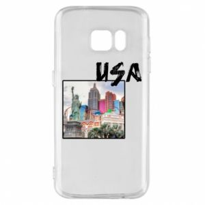 Phone case for Samsung S7 USA