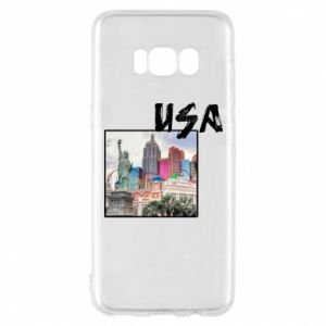 Phone case for Samsung S8 USA