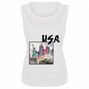 Women's t-shirt USA