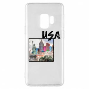 Phone case for Samsung S9 USA
