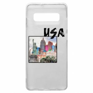 Phone case for Samsung S10+ USA