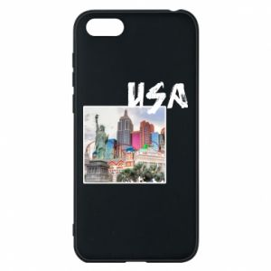 Phone case for Huawei Y5 2018 USA