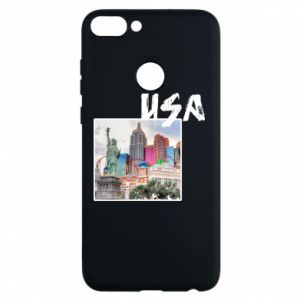 Phone case for Huawei P Smart USA
