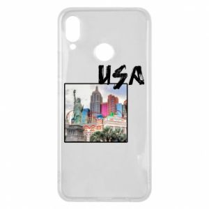 Phone case for Huawei P Smart Plus USA