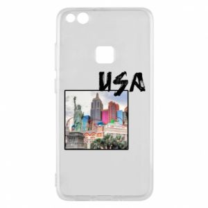 Phone case for Huawei P10 Lite USA