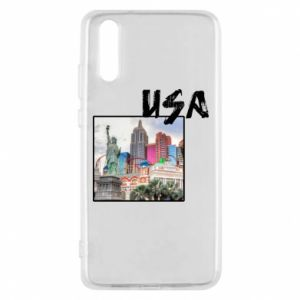 Phone case for Huawei P20 USA