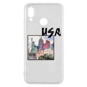 Phone case for Huawei P20 Lite USA