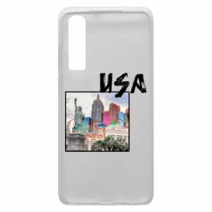 Phone case for Huawei P30 USA