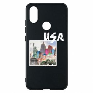 Phone case for Xiaomi Mi A2 USA
