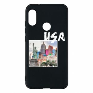 Phone case for Mi A2 Lite USA