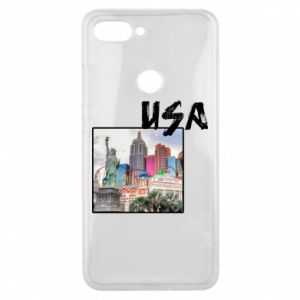 Phone case for Xiaomi Mi8 Lite USA