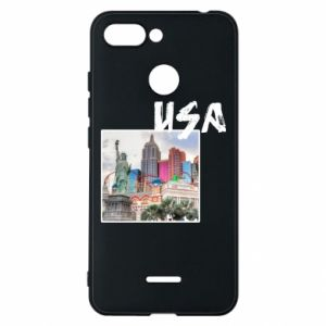 Phone case for Xiaomi Redmi 6 USA
