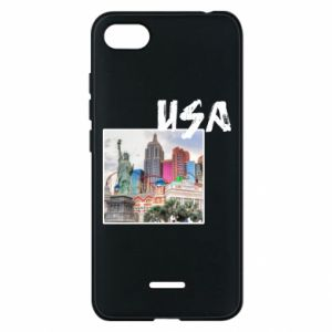 Phone case for Xiaomi Redmi 6A USA