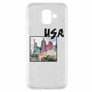 Phone case for Samsung A6 2018 USA