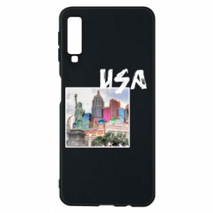 Phone case for Samsung A7 2018 USA