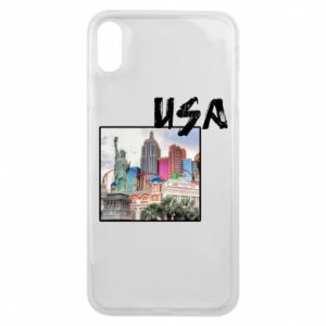 Phone case for iPhone Xs Max USA