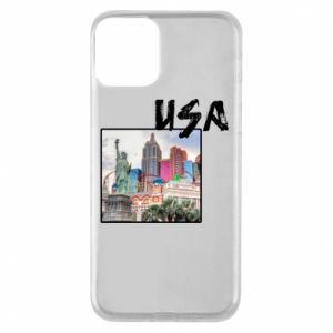 Etui na iPhone 11 USA