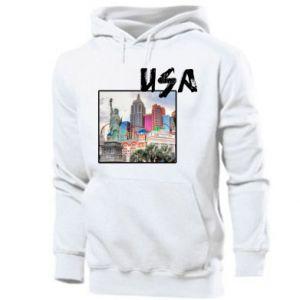Men's hoodie USA