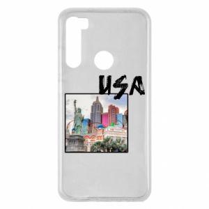 Xiaomi Redmi Note 8 Case USA