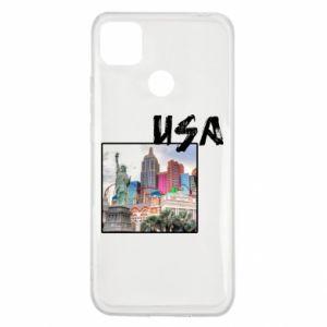 Xiaomi Redmi 9c Case USA