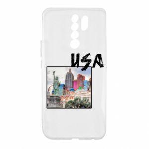 Xiaomi Redmi 9 Case USA