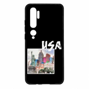 Xiaomi Mi Note 10 Case USA