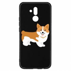 Huawei Mate 20Lite Case Corgi smile