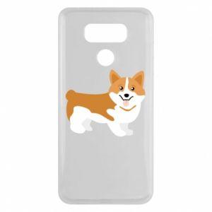 LG G6 Case Corgi smile