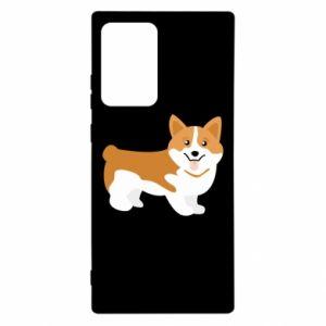 Samsung Note 20 Ultra Case Corgi smile