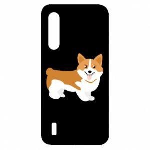 Xiaomi Mi9 Lite Case Corgi smile