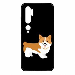 Xiaomi Mi Note 10 Case Corgi smile