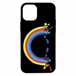 iPhone 12 Mini Case Smiling rainbow