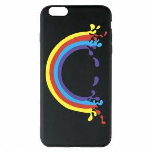 Etui na iPhone 6 Plus/6S Plus Uśmiechnięta tęcza
