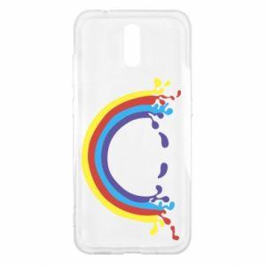 Nokia 2.3 Case Smiling rainbow