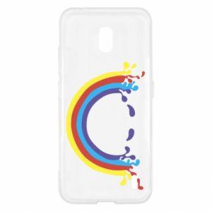 Nokia 2.2 Case Smiling rainbow