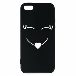 Phone case for iPhone 5/5S/SE Smiling face