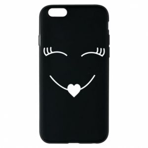 Phone case for iPhone 6/6S Smiling face