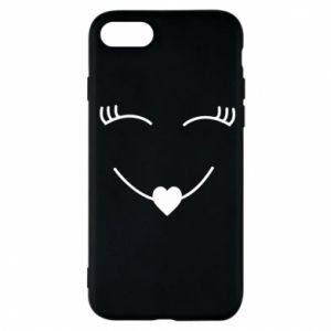 Phone case for iPhone 7 Smiling face